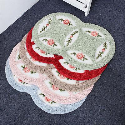 Mesh Bathroom Kitchen Rugs Slip Rug