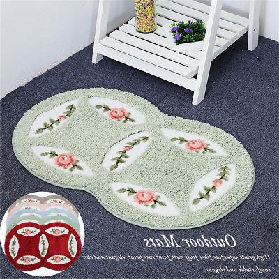 Mesh Home Area Bath Kitchen Anti Slip Rug