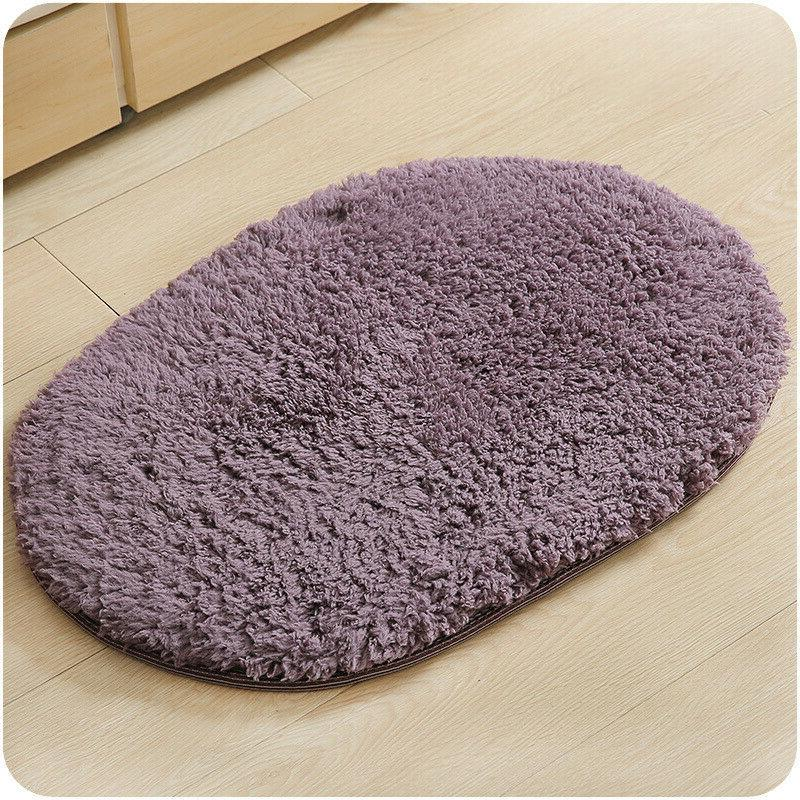 4 Colors Water-absorbing Bath Memory Oval