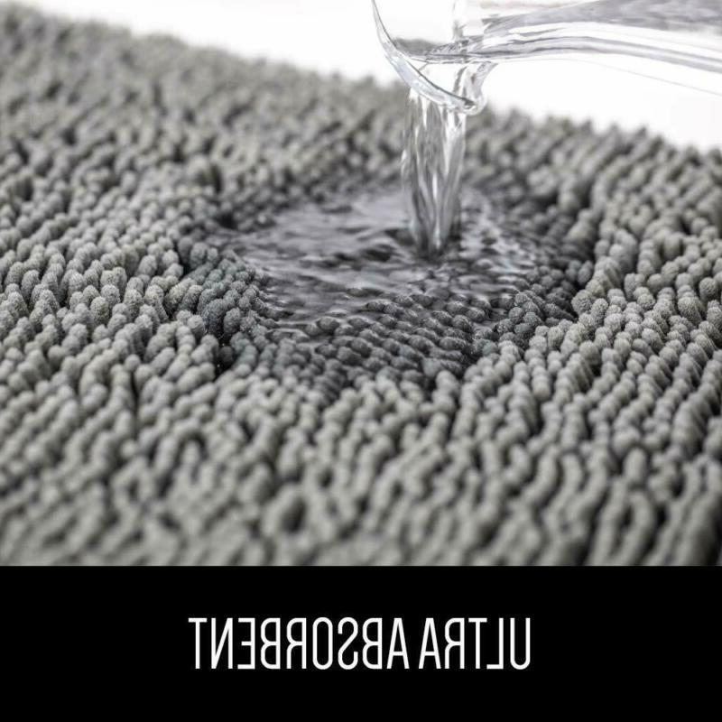 Gorilla Chenille Bathroom 30X20, Soft Ab