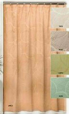 new products sanibel shells fabric shower curtain
