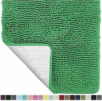 original luxury chenille bathroom rug mat 17
