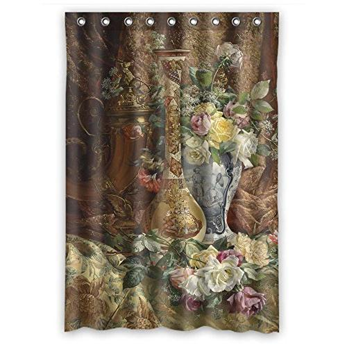 polyester christmas shower curtains famous