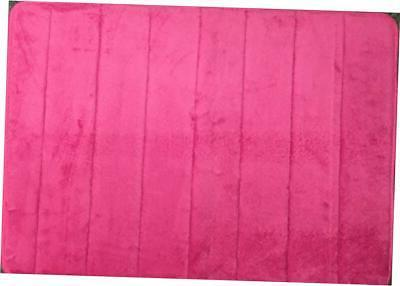 WPM'S Incredibly Soft and Absorbent Memory Foam Bath Mat, 17