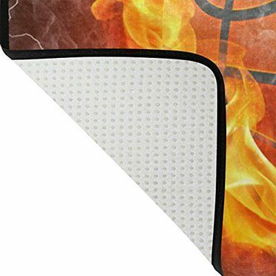 Set 2 Sport Inches Shower Curtain Mat Water Fabric