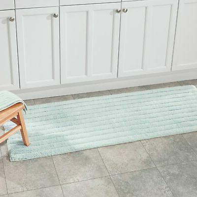 mDesign Cotton X-Long Rug x
