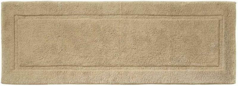 Soft Cotton Spa Mat Rug for Bathroom, Varied Sizes, Set of 3