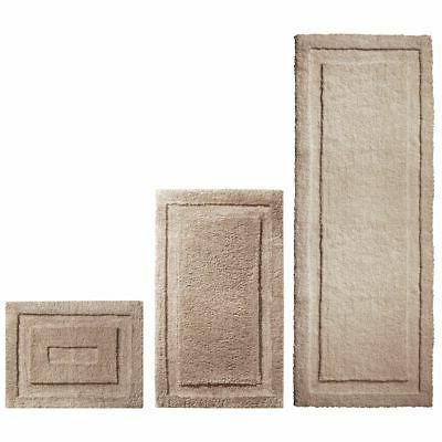 soft microfiber polyester bathroom spa mat rugs