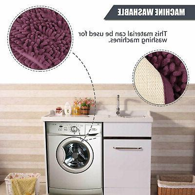 Soft Bathroom Shower Rugs