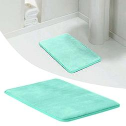 Memory Bath Mat Anti Slip Bath Rug with Strong Absorbent Mac