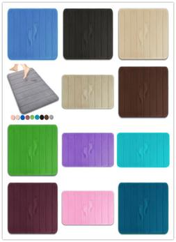 Yimobra Memory Foam Bath Mat Large Size 31.5 by 19.8 Inches,