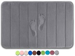 memory foam bath mat soft