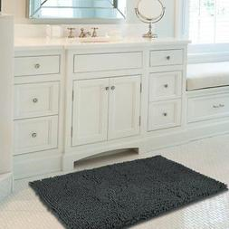 MAYSHINE Non-Slip Bathroom Rugs and Door Mat Mud Dirt Trappe