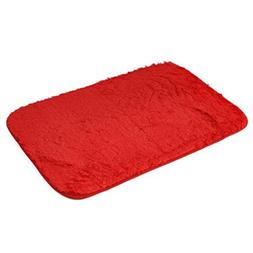Sothread Non-Slip Bath Mat Absorbent Plush Bathroom Shower R