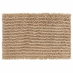 Yimobra Original Luxury Shaggy Bath Mat ,Non-Slip,Machine-Wa
