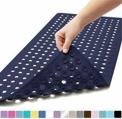 Gorilla Grip Original Patented Bath, Shower, Tub Mat, 35x16,
