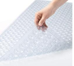 Gorilla Grip Original Patented Bath, Shower Tub Mat, 35x16,
