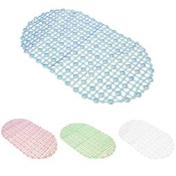 PVC Strong Non Slip Bathroom Floor Shower Tub Mat Massage Pa