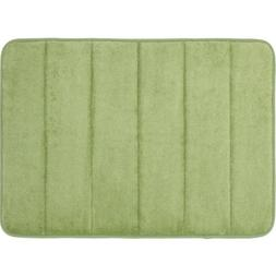 Sage- Incredibly Soft and Absorbent Memory Foam Bath Mat, 20