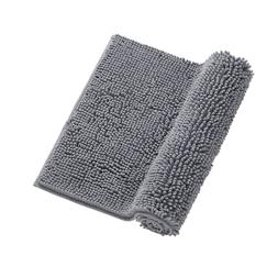 Shaggy Chenille Bath Rugs Non-slip Water Absorbent Bathroom