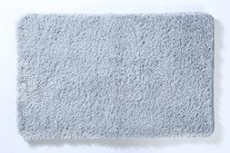 Generic Shaggy Pile Bath Mat with Anti-Skid Latex Backing Co