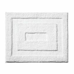 Spa Small White Rug 21 x 17