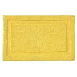 InterDesign Spa Yellow Indoor/Outdoor Area Rug