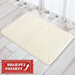 Flamingo P Waved Pattern Fieldcrest Luxury Bathroom Rug Memo